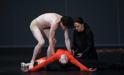 """La realidad y el deseo del """"Orfeo y Eurídice"""" de Pina Bausch"""