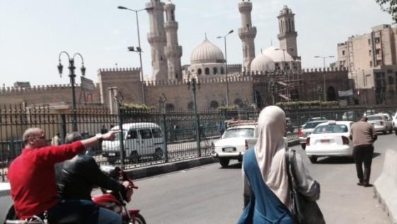 Diario de El Cairo, 1. «Islam y democracia son incompatibles»