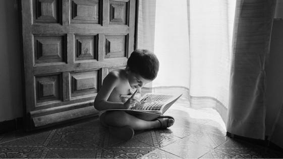 Como leen los niños
