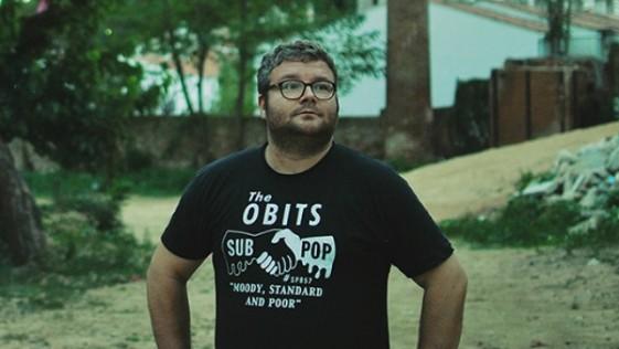 Santi García: «La primera vez que escuché a Fugazi pensé: '¡Qué mierda es esto!'»