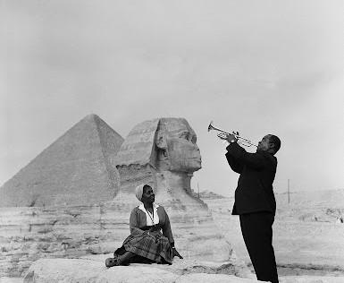 Louis Armstrong, la voz del planeta azul