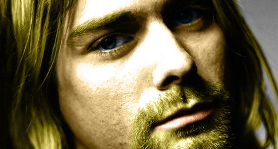 El espíritu de Kurt Cobain