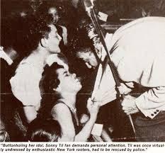Los Orioles antes de Elvis Presley