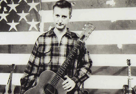 Billy Bragg a los 57