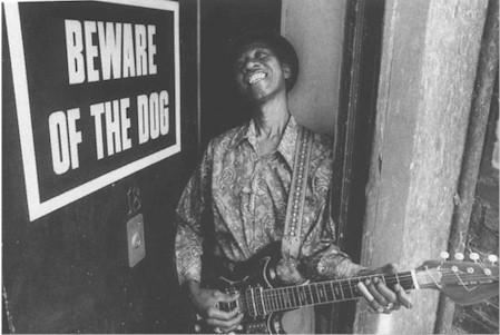 40 años sin Hound Dog Taylor