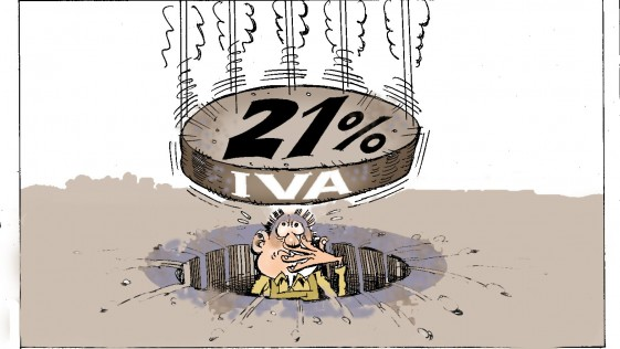Eliminar el IVA reducido, un golpe para los hogares