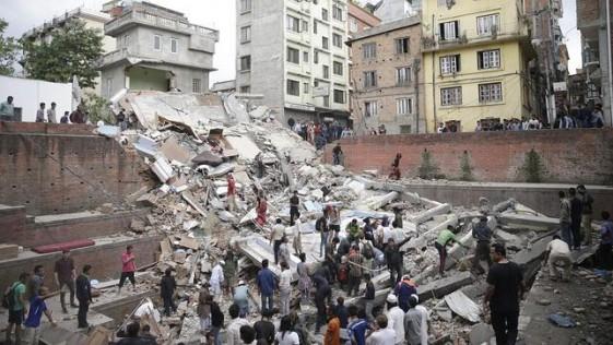 Catástrofe humanitaria, no