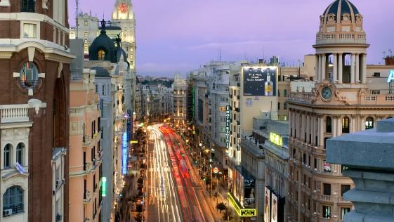 Carmena, Gran Vía y las motos: continúa el serial