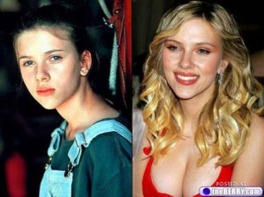 Scarlett, de niña a mujer