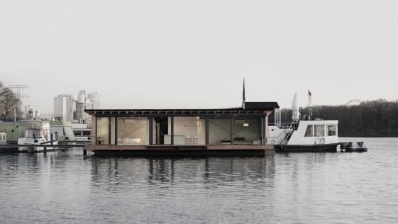 Berlin: Casa-Barco