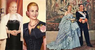 Evita, Reina de Dior