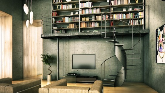 Bibliotecas en casa II
