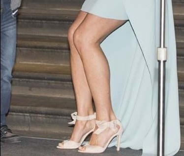 Kate y sus piernas