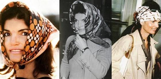 El origen del foulard