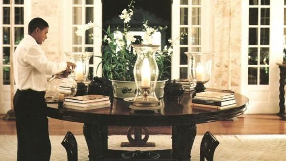 Oscar de la Renta y sus casas