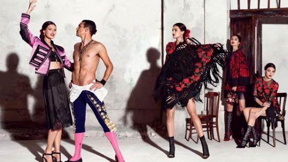 Dolce & Gabbana derrapa