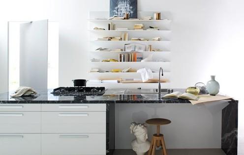 Un Despacho en la cocina