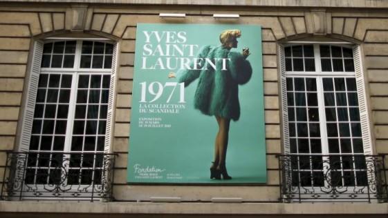 El escándalo de Yves Saint Laurent