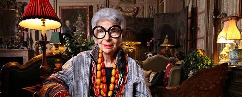 Iris, la estrella de 94 años