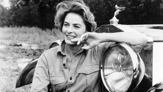 El estilo de Ingrid Bergman