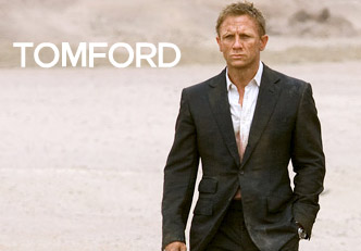 Bond y Tom Ford
