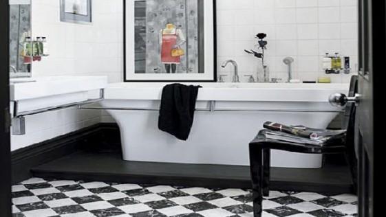 Baños con arte