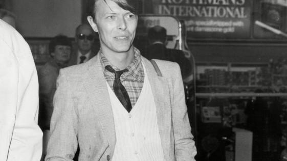 Bowie: Buen viaje, David.