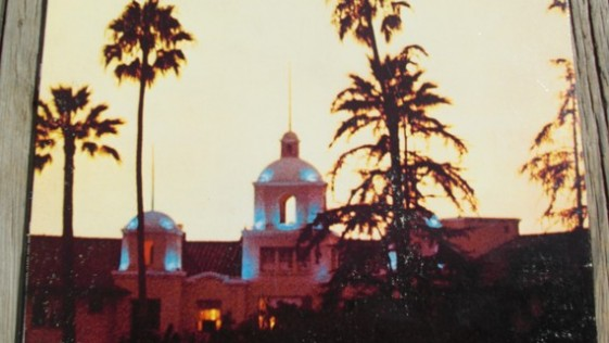 Check-out del Hotel California