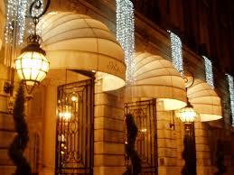 Fuego en el Ritz de París