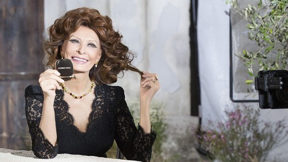 El nuevo anuncio de Sofia Loren