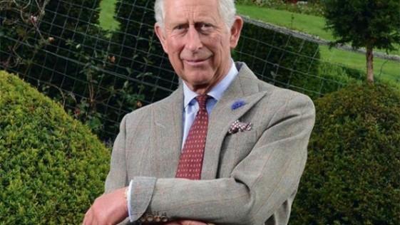 El Príncipe Carlos promociona Land Rover