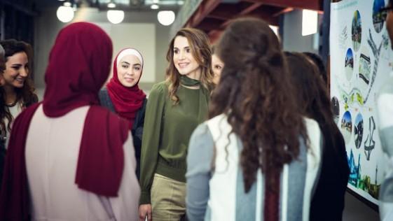 Rania y la primavera árabe
