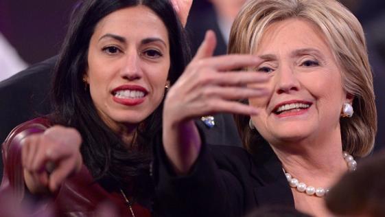Huma Abedin, el arma secreta de Hillary
