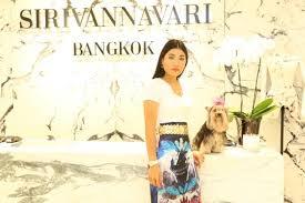 La princesa tailandesa que abre tienda en Milán