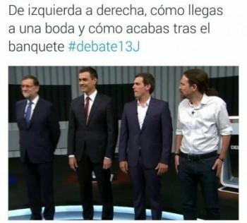 """El debate: las 4 fases del """"guateque"""""""