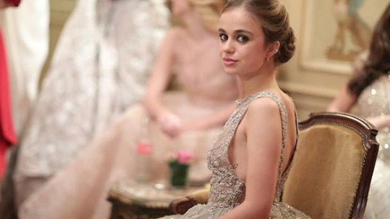 Lady Amelia Windsor, icono de moda