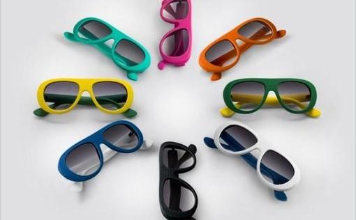Brasil / Italia, gafas tropicales