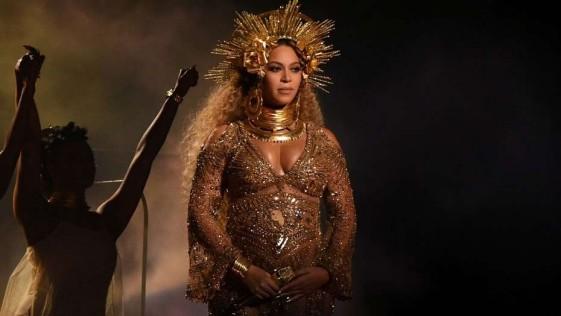 El gran show de Beyoncé en los Grammys