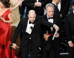 El gran ridículo de los Oscars