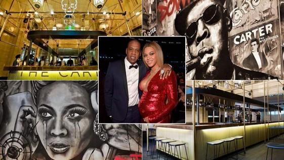 El restaurante de Beyoncé