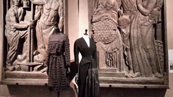 Balenciaga en el Museo Bourdelle