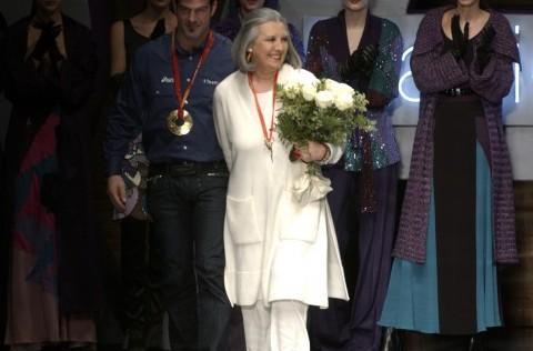 Laura Biagiotti, la eterna pionera de la moda