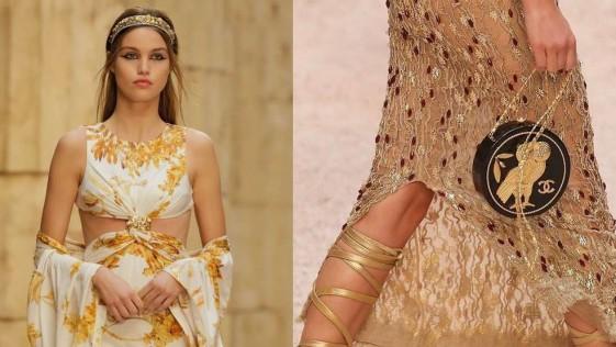 Chanel, un viaje a la Antigua Grecia