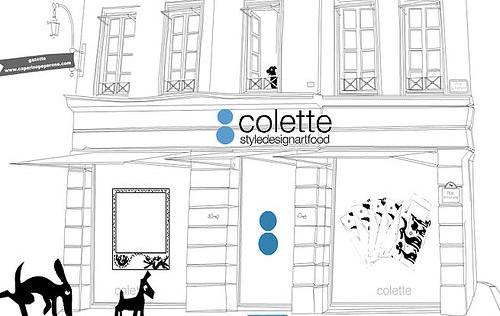 El cierre de Colette