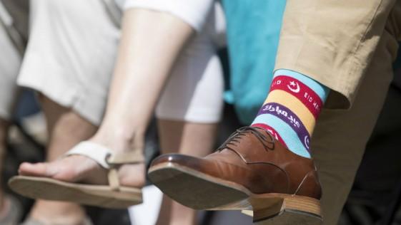 Justin Trudeau y la diplomacia del calcetín