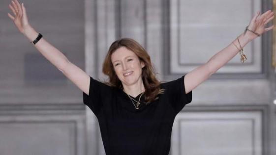 Nuevas caras en la moda de París