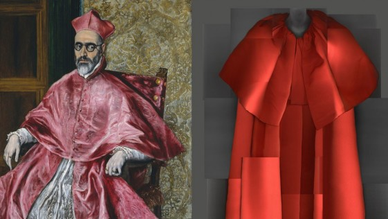 La moda y la imaginería católica en el MET de Nueva York