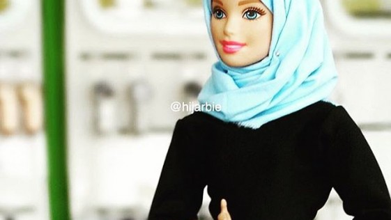 La Barbie nigeriana