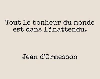 7 frases geniales de Jean D'Ormesson