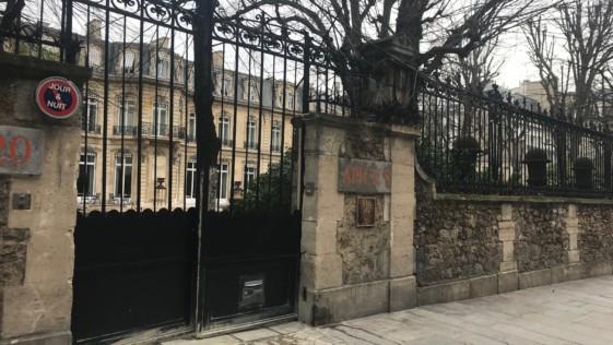 Apicius, un palacete gastronómico en París